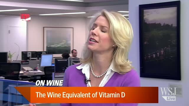 News video: The Wine Equivalent of Vitamin D