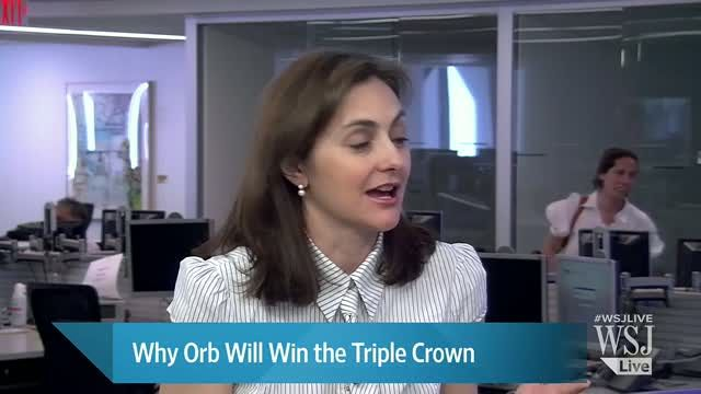 News video: 4 Reasons Why Orb Will Win the Triple Crown