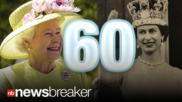 News video: 60: Queen Elizabeth Celebrates Six Decades Atop the British Monarchy